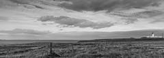 Noss Head, Scotland (Knipsbildchenknipser) Tags: bw lighthouse landscape scotland sw schwarzweiss leuchtturm schottland blackandwithe nosshead
