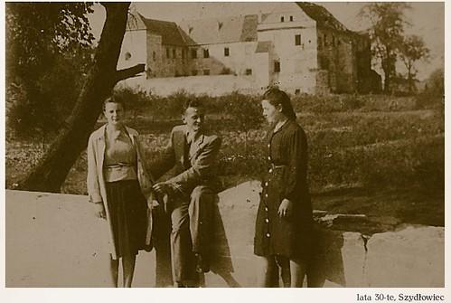 lata 30-te, Szydłowiec