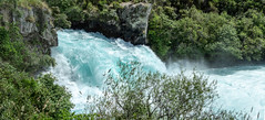 Huka Falls (jaredkent) Tags: travel newzealand summer panorama green nature water canon landscape waterfall stitch falls rapids glacier adventure nz taupo aotearoa hawkesbay huka waimarama