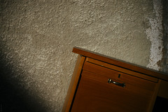 Bulk Rubbish (donlunzo16) Tags: city color film wall 35mm lens table town nikon df mural raw nef stuttgart desk pack filter nd rubbish manual nikkor vignette ai bulk lightroom f12 3x preset vsco