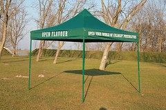 Green Egg Quick Folding Tent