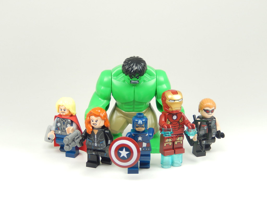 The World's Best Photos of 2012 and minifigures - Flickr Hive Mind
