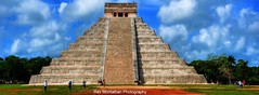 the castle or kukulcan pyramid in chichen itza (Rex Montalban Photography) Tags: mexico chichenitza kukulcanpyramid rexmontalbanphotography