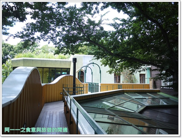 東京美食三鷹之森宮崎駿吉卜力美術館下午茶草帽咖啡館image001