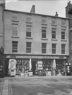Messrs Cooke Bros, Baronstrand Street, Waterford, shopfront