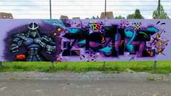 Graffiti Schollevaar (oerendhard1) Tags: urban streetart art graffiti rotterdam narda casm schollevaar meanr