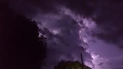 rain in brasil (Guioliv) Tags: brazil paran brasil campo noite mouro trovo