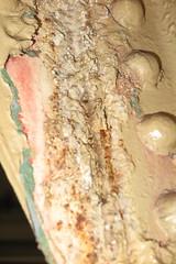 IMG_3562 (Mud Boy) Tags: newjersey jerseycity transit transportation path train lookslikeart detritus