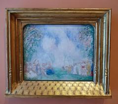 James Ensor : Jardin damour, 1910. (neppanen) Tags: madrid art museum painting james spain maalaus taide ensor jamesensor espanja thyssenbornemisza kuvataide thyssenbornemiszamuseum discounterintelligence maalaustaide sampen