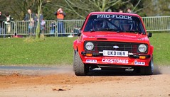Red MK2 Escort  #rally #escort #ford (Jason Gambone74) Tags: ford escort rally car race nikon tamaron
