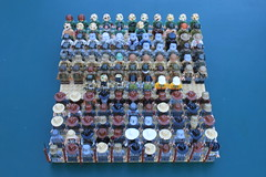All of my 127 flesh completed minifigs (brick_builder7) Tags: world usmc infantry army japanese us war europe european lego pacific air south wwii ground mini special 127 civil crew german american ww2 british marines wars minifigs custom airborne usaf figures pilot pilots paratroopers panzer koreanwar specialforces worldwartwo minifigures armyairforce moderncombat crewmen brickarms brickforge brickmania citizenbrick minifigsrus comfederate