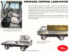 LAND ROVER 1962-1966 SERIES-IIA '109' FORWARD CONTROL 001 (axisboldaslove1) Tags: landrover rangerover ejtcarpics