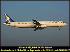 idna232-P4-KDA (ribot85) Tags: p4kda airastana astana airplane airlines aircraft airport airbus airways schiphol amsterdam ams avion aviones