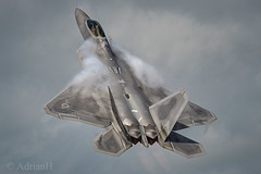 F22A Raptor (AdrianH Photography) Tags: nikon aircraft aviation jets usaf aeroplanes airshows d500 fairford airtattoo nikon300mmf4pfvr