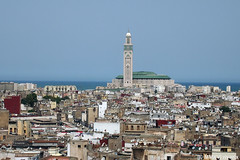 Hassan II Mosque, Casablanca (rivarix) Tags: morocco casablanca mesjid