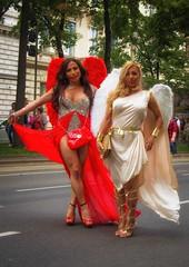 regenbogenparade (try...error) Tags: wien 2016 drag queen dragqueen angel