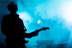 Rock Superstar (Lazy Pixel) Tags: live blue silhouette concert guitar pihpoh festivaldelours guitarist band rap