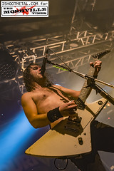 Airbourne (Moshville Times) Tags: airbourne edinburgh rock metal live music gig concert liquidrooms