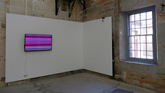 jon mccormack - colourfield (Gary L Warner) Tags: art installation exhibition contemporary sydney