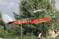 G-ABDX - 1931 build de Havilland DH.60G Gipsy Moth, departing from Runway 21 at Old Warden during the 2016 Gathering of Moths (egcc) Tags: 1294 2016gatheringofmoths aeroantiques biplane dh60g dehavilland egth gabdx gatheringofmoths gipsy gipsymoth hbuas lightroom oldwarden shuttleworth souch