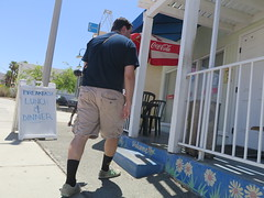 August 09, 2016 (21) (gaymay) Tags: california desert gay palmsprings riversidecounty coachellavalley sunshinecafe cathedralcity