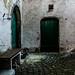 Bench, Alberona, Puglia, Italy