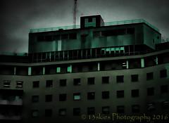 The Lost (HSS) (13skies) Tags: happyslidersunday slidersunday darkseries hospital kitchener stmarys up tall big doctors nurses help health dark