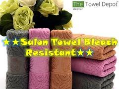 Salon Towel Bleach Resistant (toweldepot) Tags: salon towel resistant
