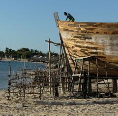 Belo Sur Mer Dhow Builders FB(1) (tobeytravels) Tags: belosurmer madagascar dhow