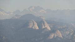 From the Fuller Buttes to the Minarets (Tim Lawnicki) Tags: sierranevada highsierra sierracrest california anseladamswilderness sierranationalforest
