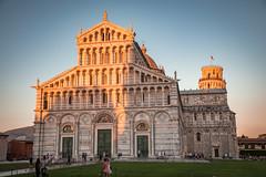 Schiefer Turm und Kathedrale von Pisa (Ralph Punkenhofer) Tags: leaning pisa schiefer toskana tower turm