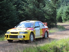 Grampian Stages Rally 2016 (RS Pictures) Tags: grampian coltel stages rally 2016 scottish championship src motorsport ss2 durris stage forest forestry road track mitsubishi lancer evo evolution auto