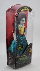 Zombie Snow White Doll by WowWee - Amazon Purchase - Boxed - Full Left Front View (drj1828) Tags: zombie onceuponazombie doll 11inch snowwhite articulated posable princess wowwee