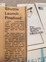 KSC Souvenirs Circa 1984