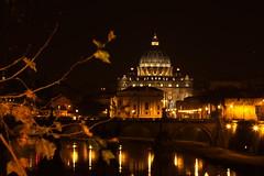 il cupolone (Iceman132) Tags: roma canon san vaticano michele pietro