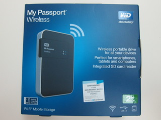 Western Digital - My Passport Wireless (2TB)