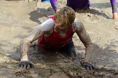 Saturday April 26th 2014. (David James Clelford Photography) Tags: 10k warwickshire dirtygirl 10km wolfrun royalleamingtonspa femaleathletes wetgirl dirtylady wetlady saturdayapril26th2014