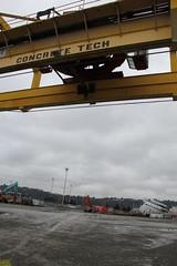 M/V Kalakala (busdude) Tags: ferry concrete washington key tech state demolition system rhine mv wsf peralta wsdot kalkala