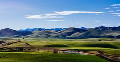 Crows Landing (powerytg) Tags: california ranch green landscape telephoto