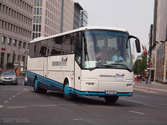 Grenzenlos Reisen, B-GR264, Potsdamer Platz, Berlin. P7053760.jpg (MrB Bus) Tags: berlin potsdamerplatz grenzenlosreisen bgr264