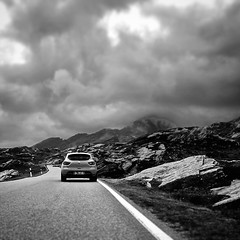 Swiss Alps, Europe (Paul D'Ambra - Australia) Tags: road trip travel vacation mountain holiday mountains alps landscape drive switzerland highway scenery europe driving curves roadtrip wanderlust hairpin sundaydrive europeholiday europevacation europetravel weekenddrive bestroad ttot wanderlusteurope