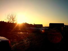 Spring?! (kalboy92) Tags: sunset sun spring poland polska wiosna