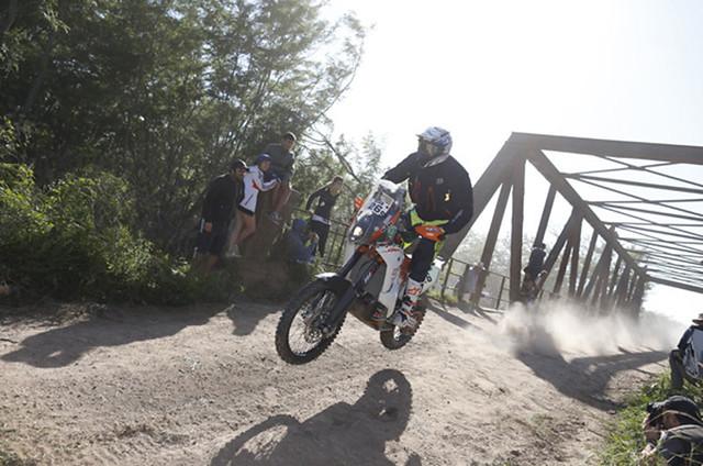 Dakar 2015 - Etape 1