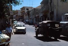 Israel - July/August 1977 (rjl6955) Tags: 1977 israel nazareth nasrath idf jeep m38a1 israeliarmy israelidefenseforce annira narat