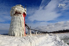 South Haven in winter! (Jeff Meeker) Tags: blue winter red white snow ice beach clouds canon outdoors photography interestingness interesting midwest michigan steel dream peaceful calm lakemichigan delicate canondslr southbeach redwhiteblue winterwonderland southhaven winterlandscape outdoorphotos michiganlighthouses southwestmichigan outdoorphotography absolutemichigan southhavenlighthouse outdoorbeauty outdoorphotographer themichigangallery peacefullake allthingsmichigan lifeinwestmichigan canon650d puremichigan photographersofwestmichigan cloudsstormssunsetssunrises canont4i michigangottaluvit