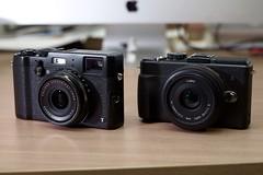 fuji productshot x100 mirrorless gx1 lumixgx1 fujix100 panasoniclumixgx1 x100t fujifilmx100t fujix100t