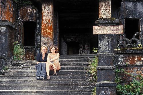 Kampot - 2 Ladies