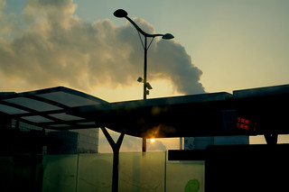 Le matin Avenue de France