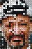 Lego Celeb (Philippe Put) Tags: portrait fun photo lego pixel arafat yasser philippeput