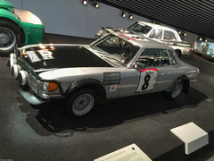 Mercedes-Benz Museum 2015 (174) (Thomas Becker) Tags: auto history classic car museum race vintage germany geotagged deutschland mercedes benz automobile stuttgart voiture racing historic collection mercedesbenz bil vehicle oldtimer daimler fahrzeug historie iphone geschichte lkw youngtimer automobil badenwrttemberg  pkw rennwagen autorennen silberpfeile worldcars 150208 aviationphoto iphone6 geo:lat=487881450 geo:lon=92339820